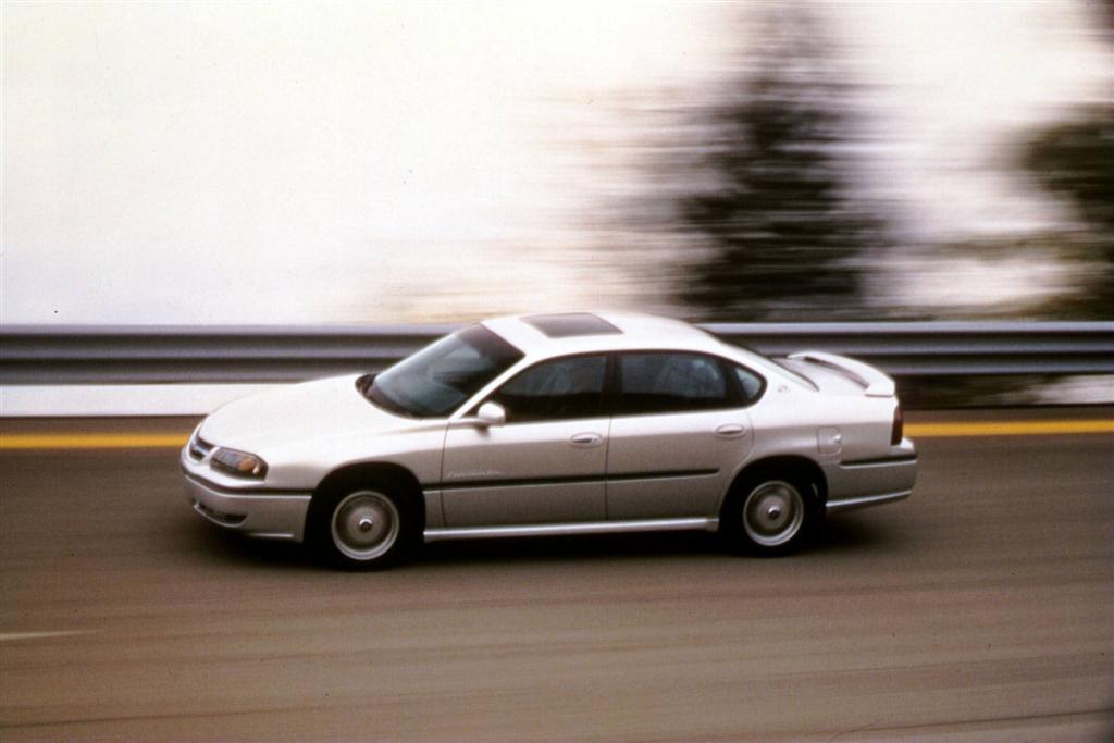 Impala ss 2001