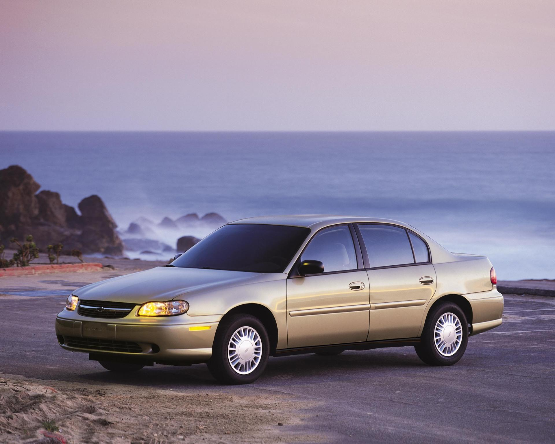 2001 Chevrolet Malibu Pictures History Value Research