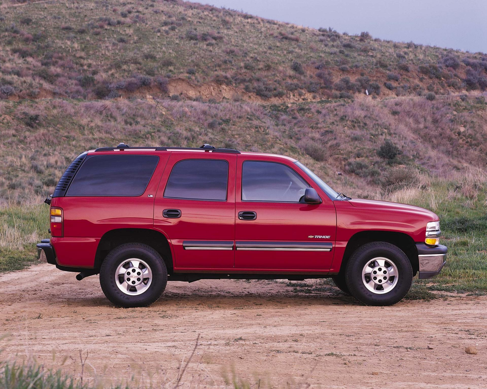 2001 Chevrolet Tahoe History Pictures Value Auction Sales Research And News