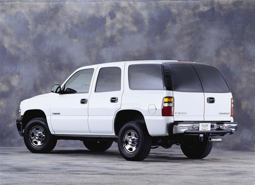 2001 Chevrolet Tahoe Pictures, History, Value, Research ...