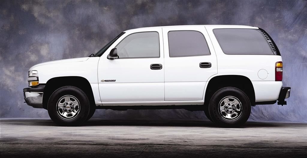 Longest Lasting Suv >> 2001 Chevrolet Tahoe Pictures, History, Value, Research, News - conceptcarz.com