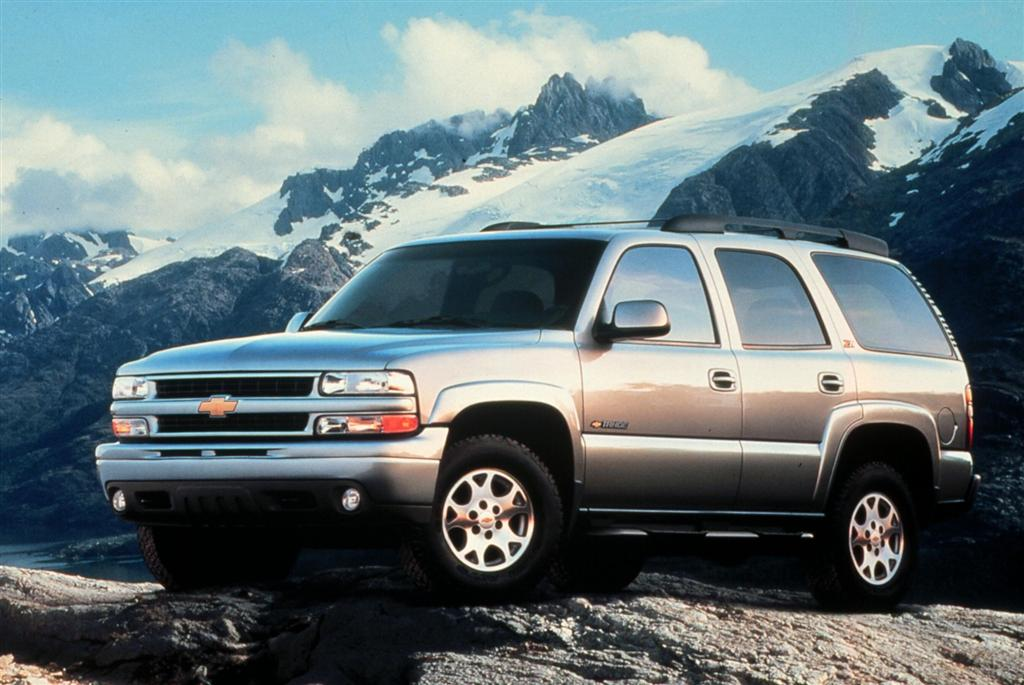 2001 Chevrolet Tahoe Pictures History Value Research