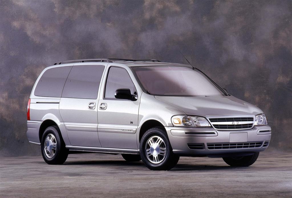 2001 Chevrolet Venture Pictures History Value Research