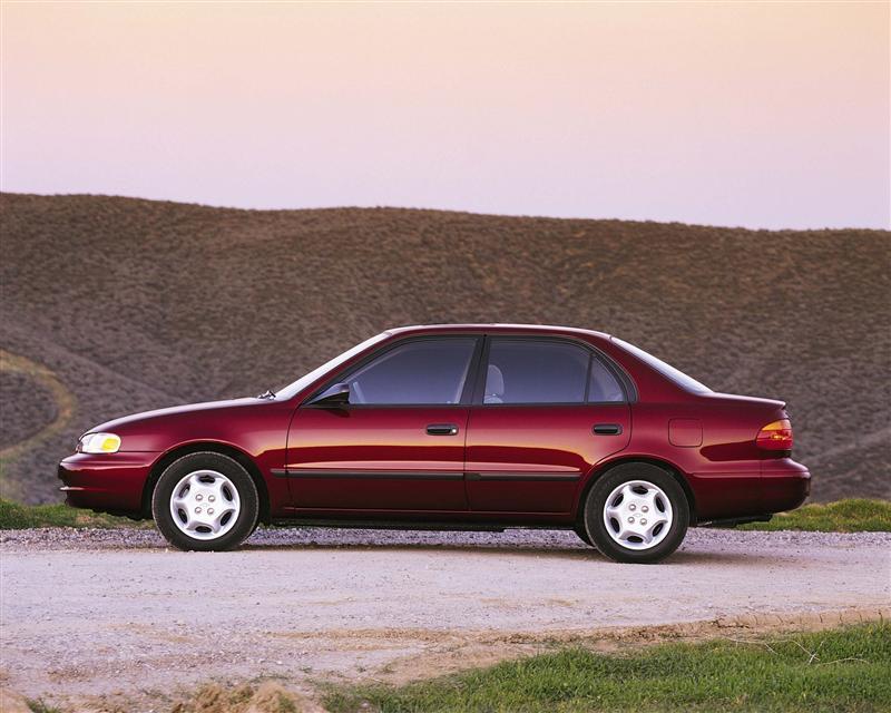 2000 Chevrolet Prizm thumbnail image