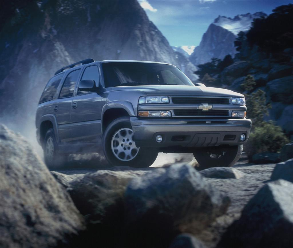 Auction Results And Sales Data For 2002 Chevrolet Tahoe