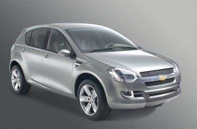 2002 Chevrolet Journey Concept