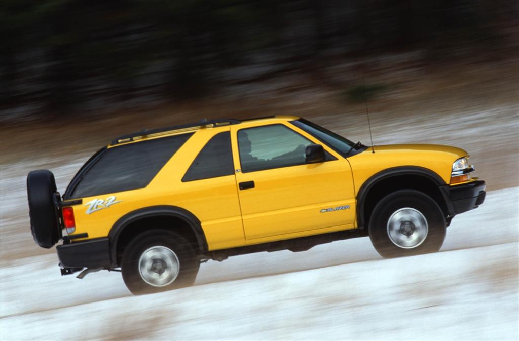 2004 chevrolet blazer pictures history value research news 2004 chevrolet blazer sciox Image collections