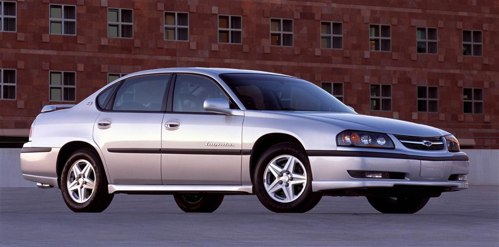 2004 Chevrolet Impala history, pictures, value, auction ...