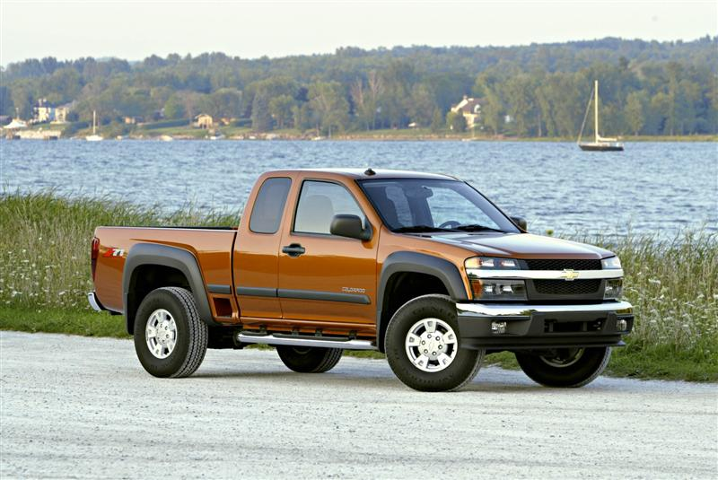 2004 chevrolet colorado image. Black Bedroom Furniture Sets. Home Design Ideas
