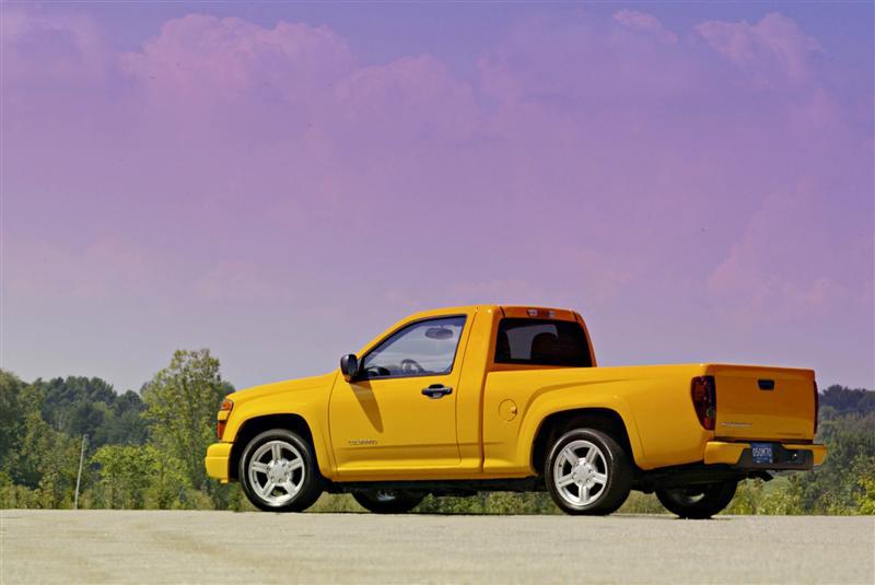 2004 Chevrolet Colorado