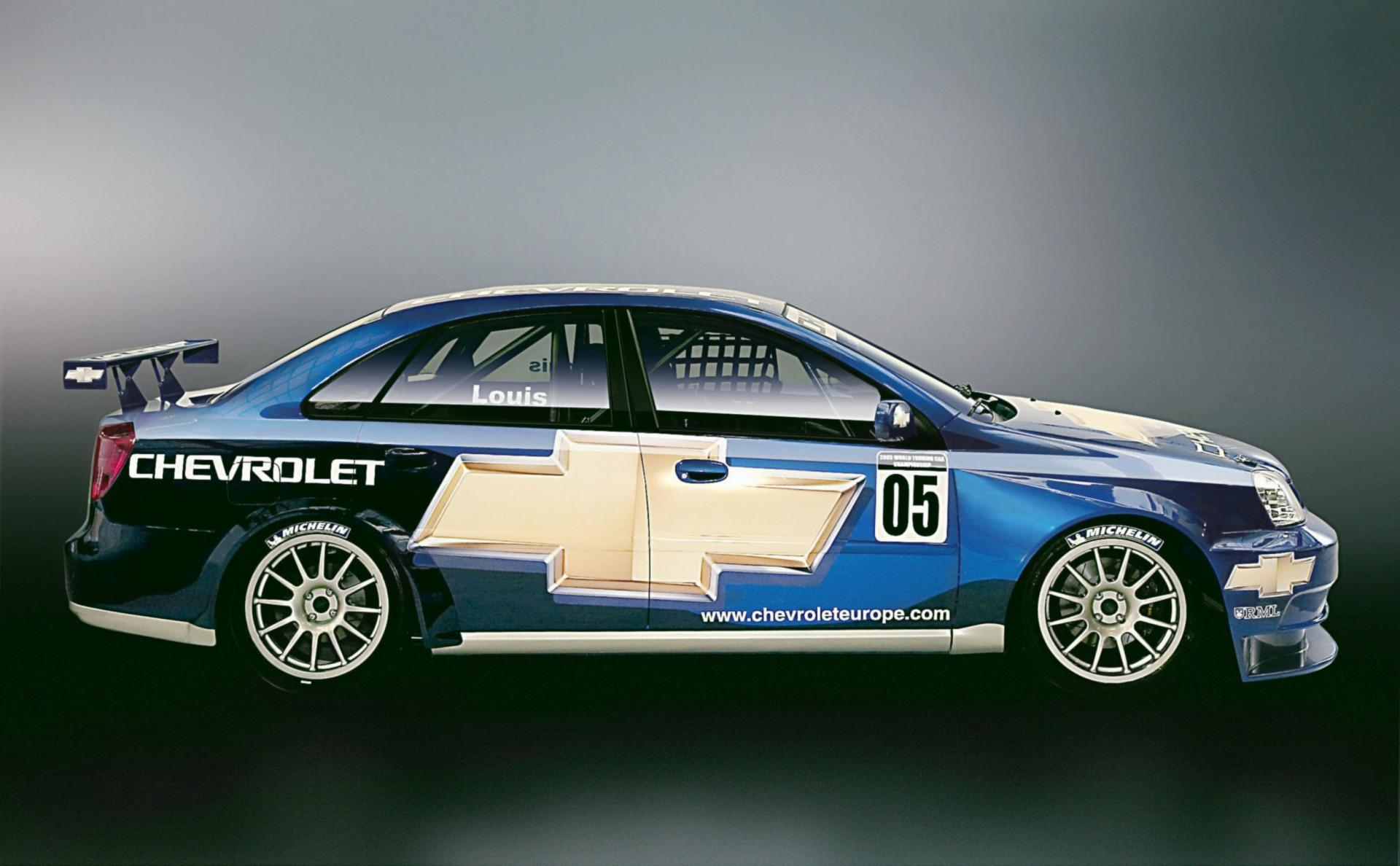 2005 Chevrolet Lacetti WTCC History, Pictures, Sales Value, Research ...