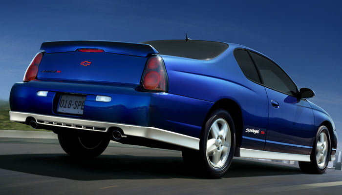 2005 Chevrolet Monte Carlo History Pictures Value Auction S Research And News