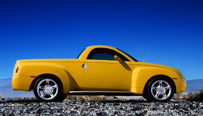 auction results and sales data for 2005 chevrolet ssr. Black Bedroom Furniture Sets. Home Design Ideas