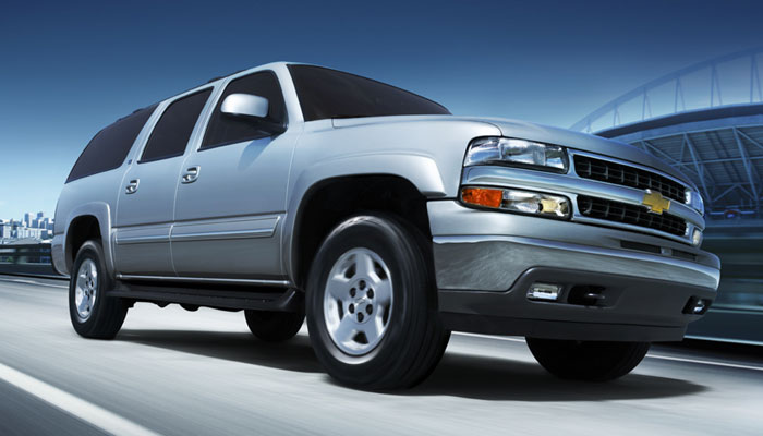 2005 Chevrolet Suburban Pictures, History, Value, Research, News - conceptcarz.com