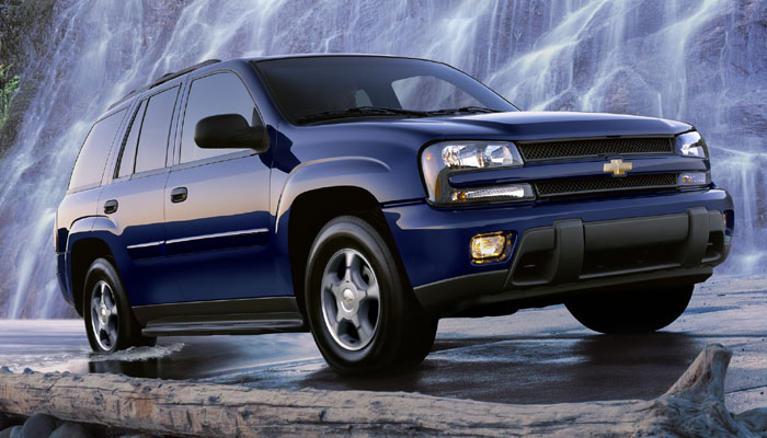 2005 Chevrolet Trailblazer History Pictures Value Auction Sales Research And News
