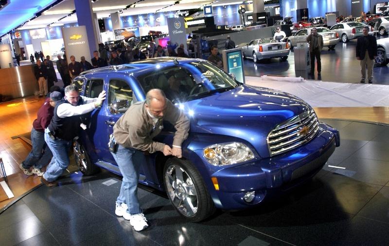 2006 Chevrolet Hhr Conceptcarz Com