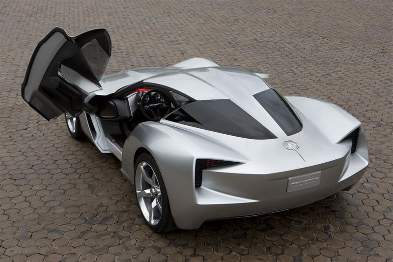 2009 Chevrolet Corvette Stingray Concept Image Photo 2 Of 20