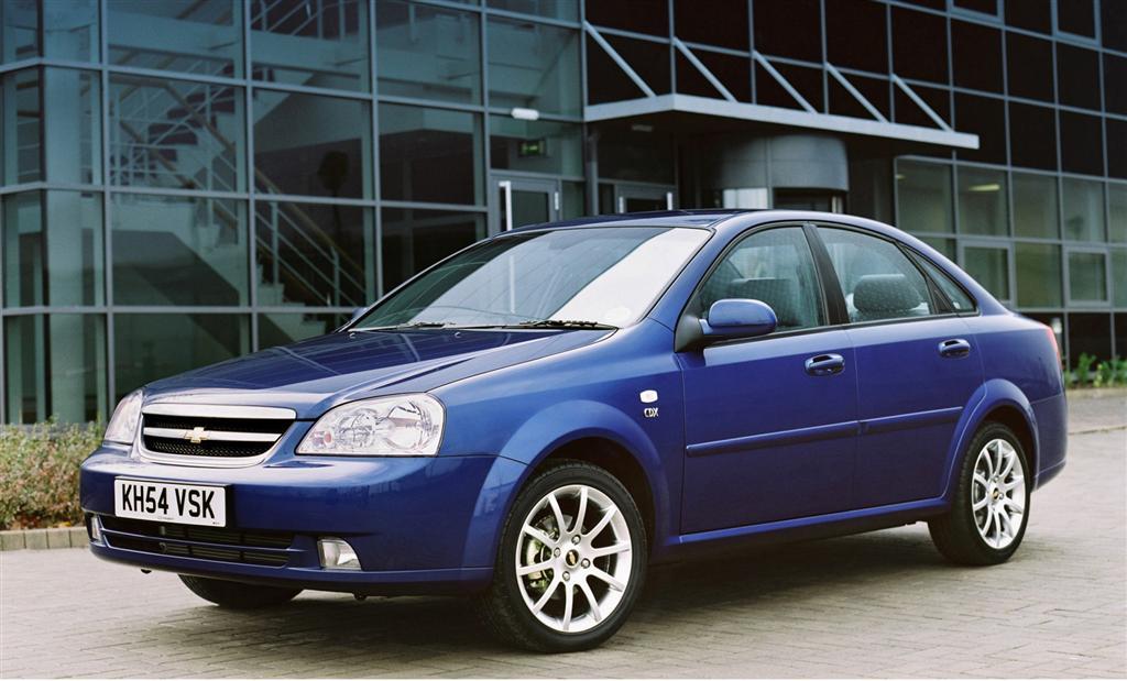 2009 Chevrolet Lacetti