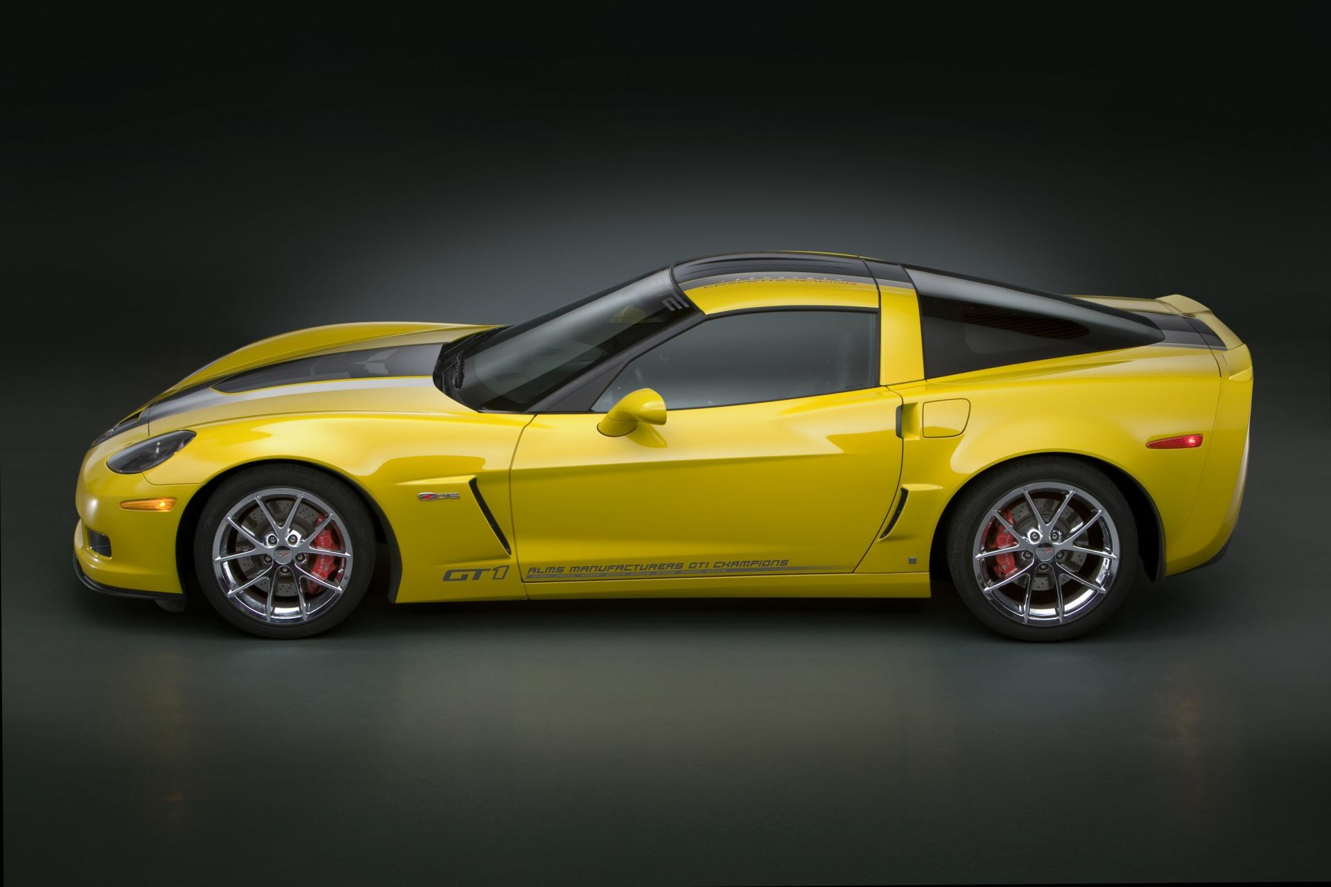 2009 chevrolet corvette gt1 championship edition news and. Black Bedroom Furniture Sets. Home Design Ideas