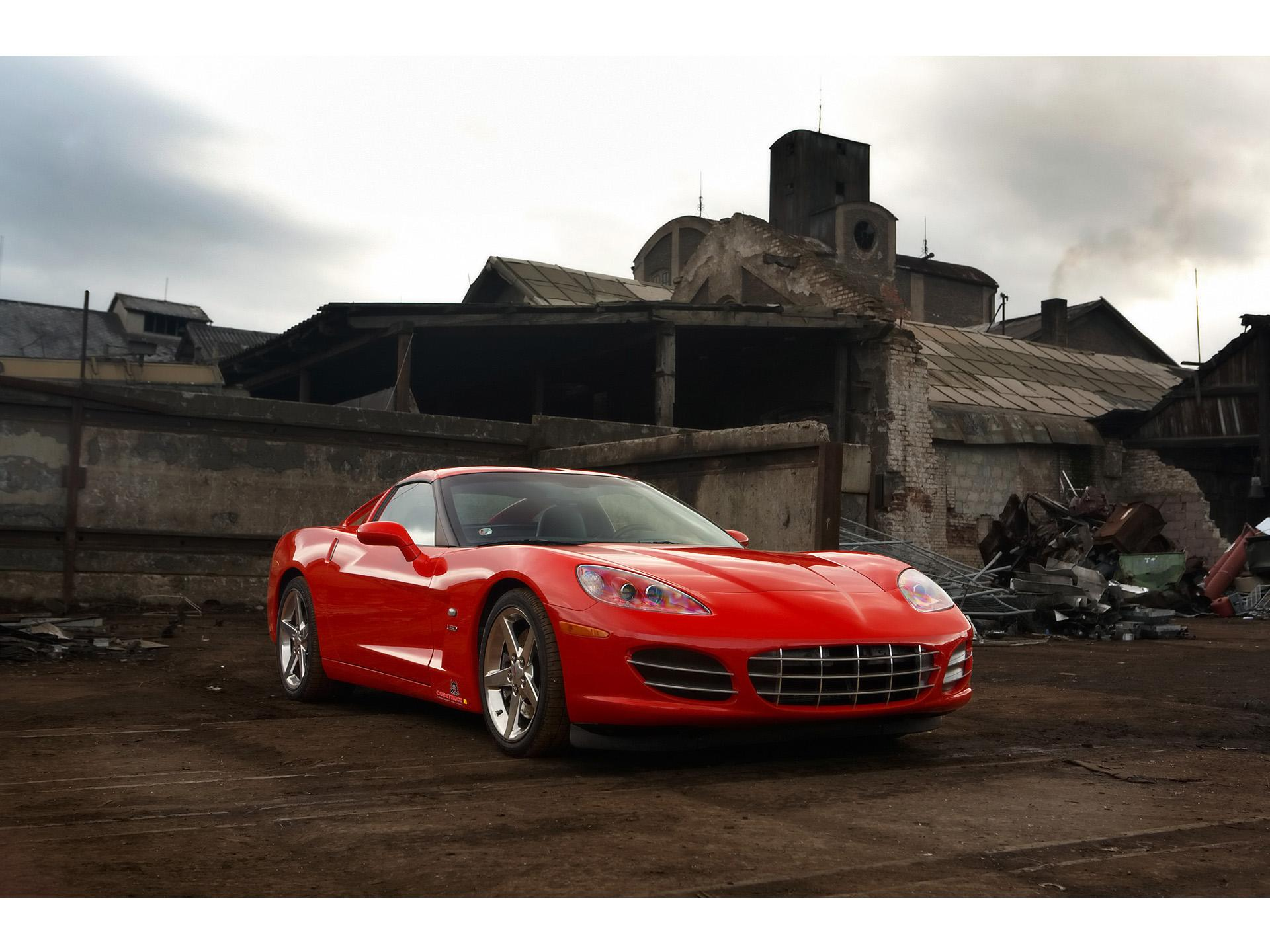 2009 Innotech Corvette News and Information