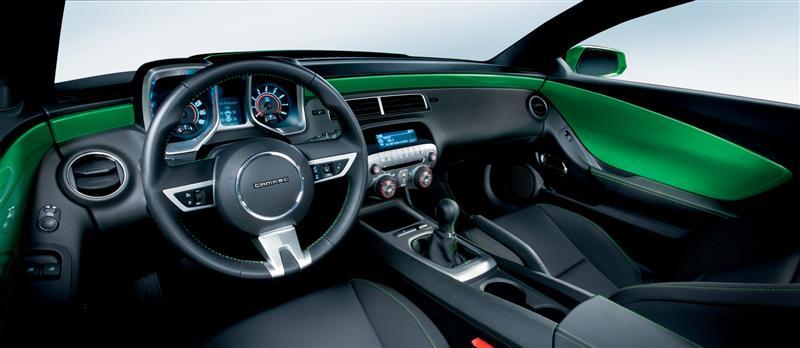2010 Chevrolet Camaro Synergy