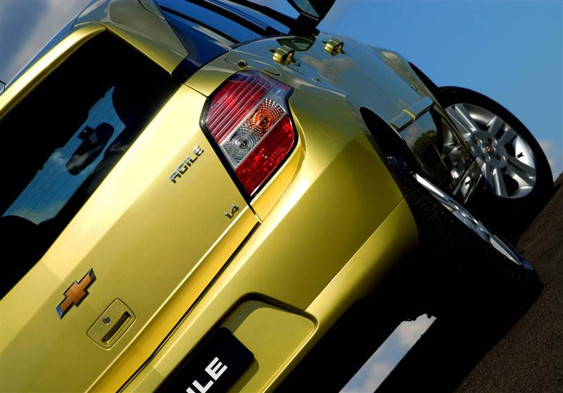 2010 Chevrolet Agile News And Information Conceptcarz