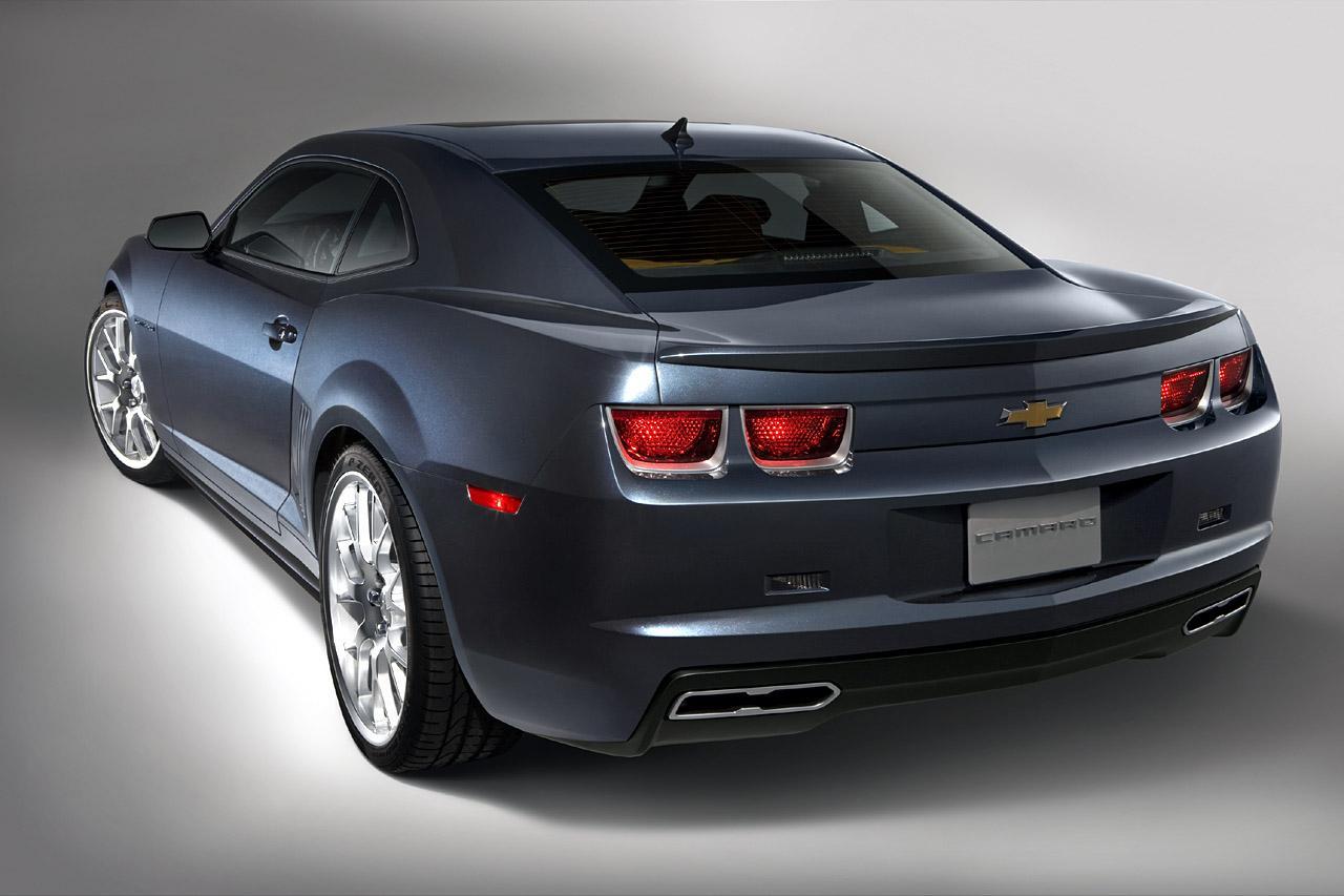 2010 Chevrolet Camaro Dusk Concept