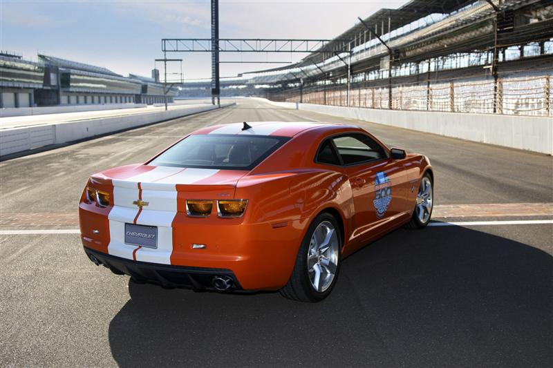 2010 Chevrolet Camaro Ss Indianapolis 500 Image Photo 6 Of 12