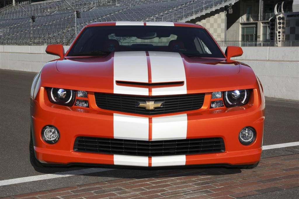 2010 Chevrolet Camaro Ss Indianapolis 500 News And