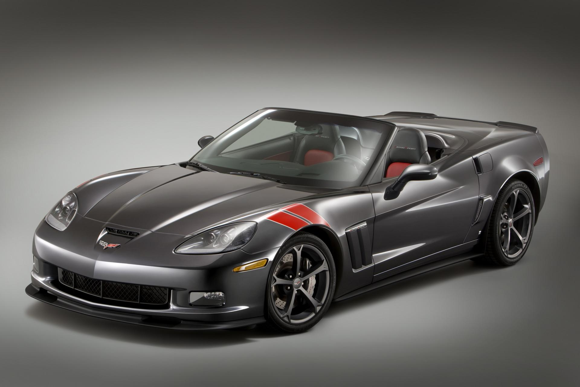 2010 Chevrolet Corvette Grand Sport Heritage Package News and Information