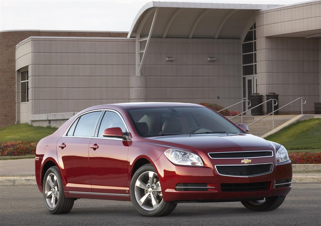 2010 Chevrolet Malibu News And Information