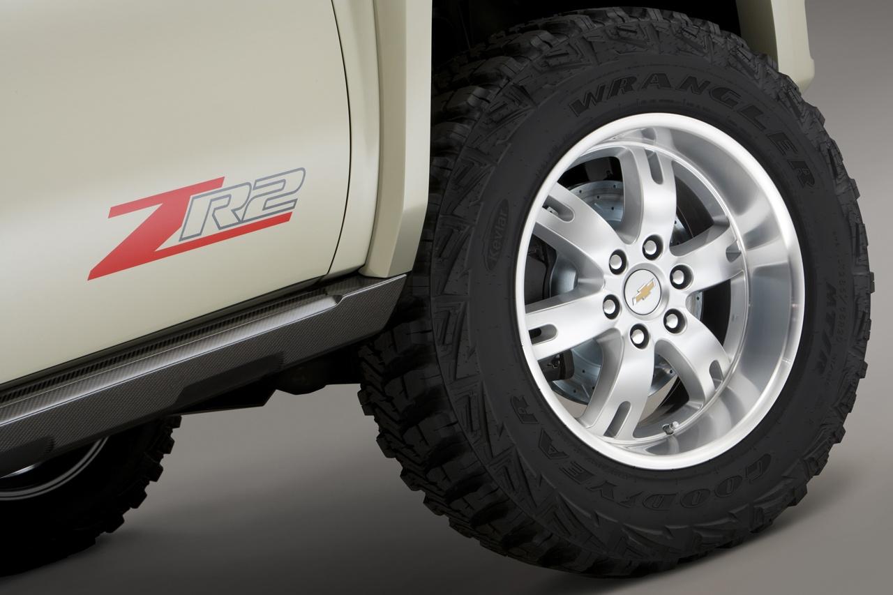 2010 Chevrolet Silverado ZR2 Concept