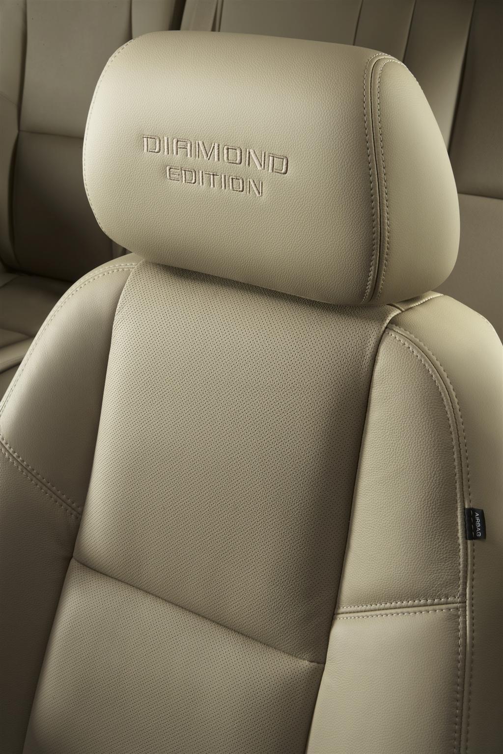 2010 Chevrolet Suburban 75th Anniversary Diamond Edition ...