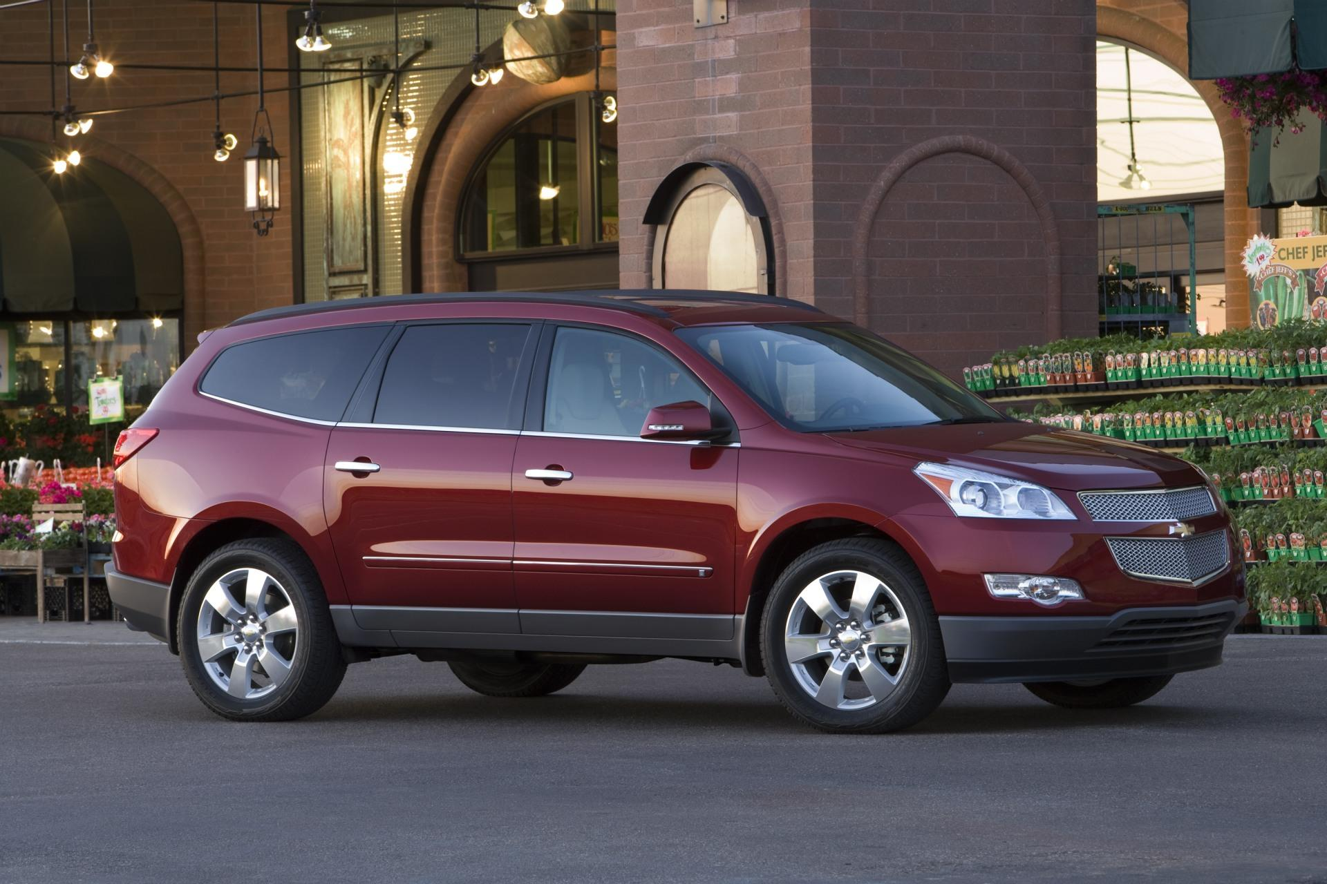 Antique Vintage Cars >> 2010 Chevrolet Traverse News and Information - conceptcarz.com