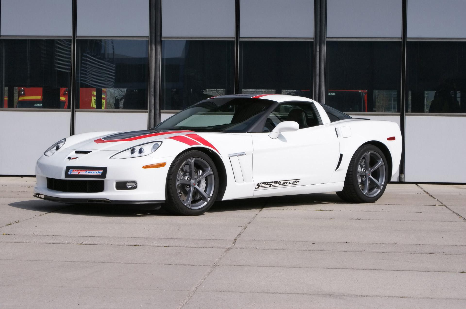 2010 Geiger Corvette Grand Sport News and Information