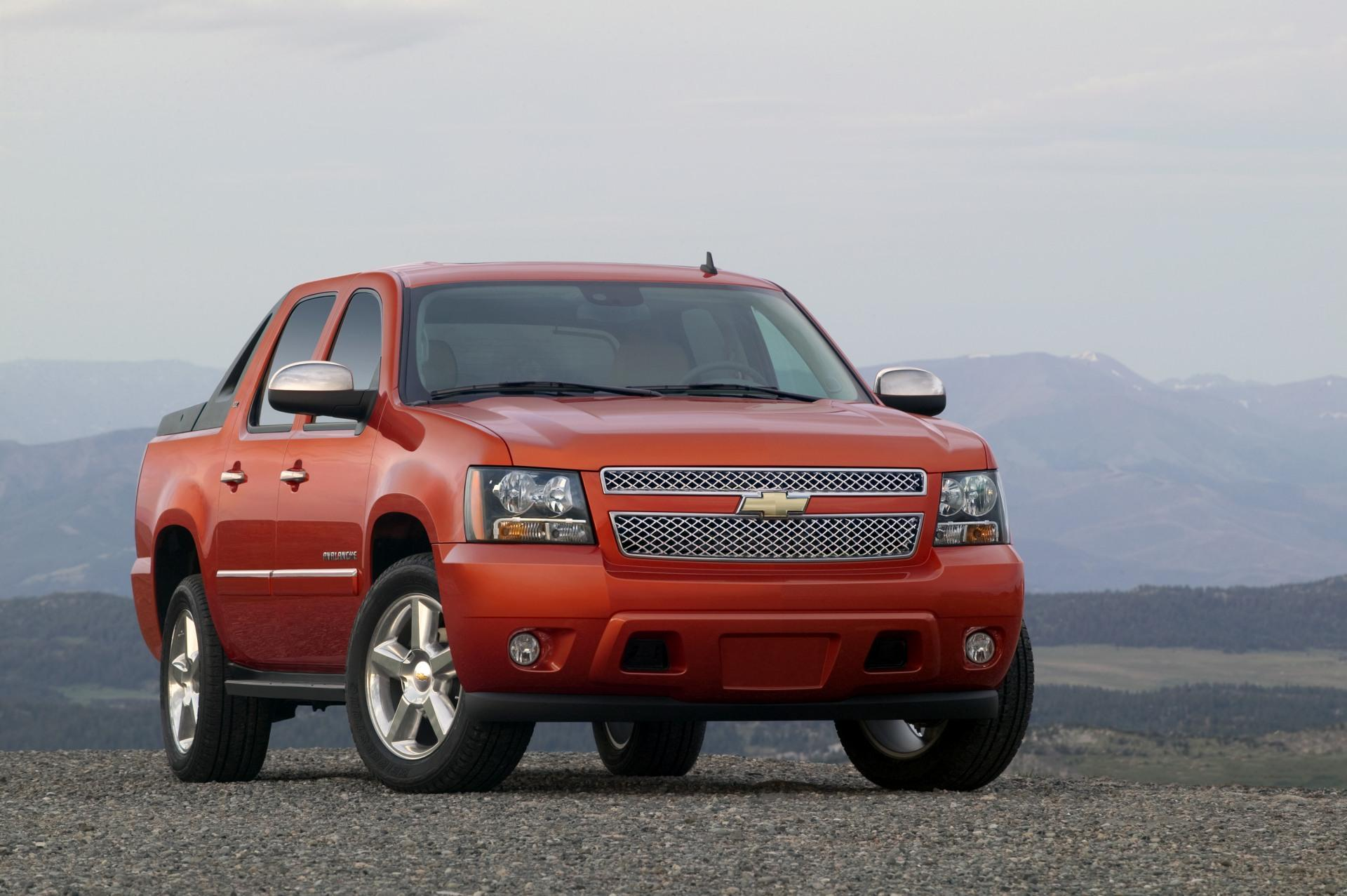 2011 Chevrolet Avalanche News and Information - conceptcarz.com