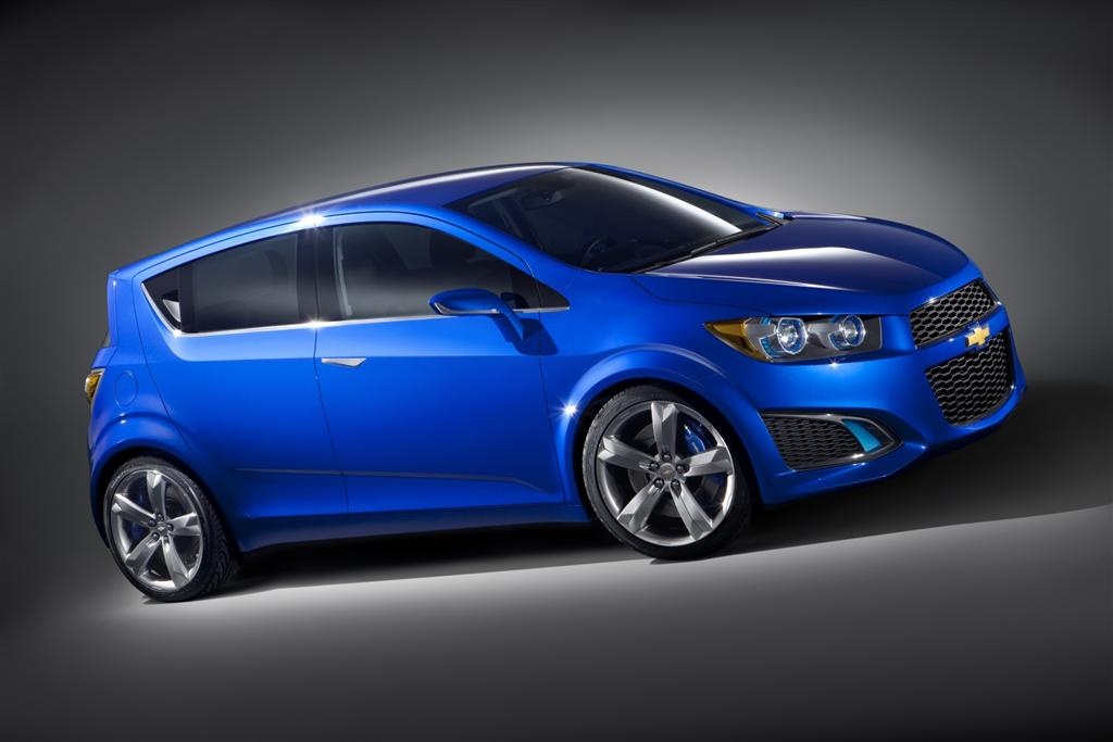 Auction Results And Sales Data For 2011 Chevrolet Aveo