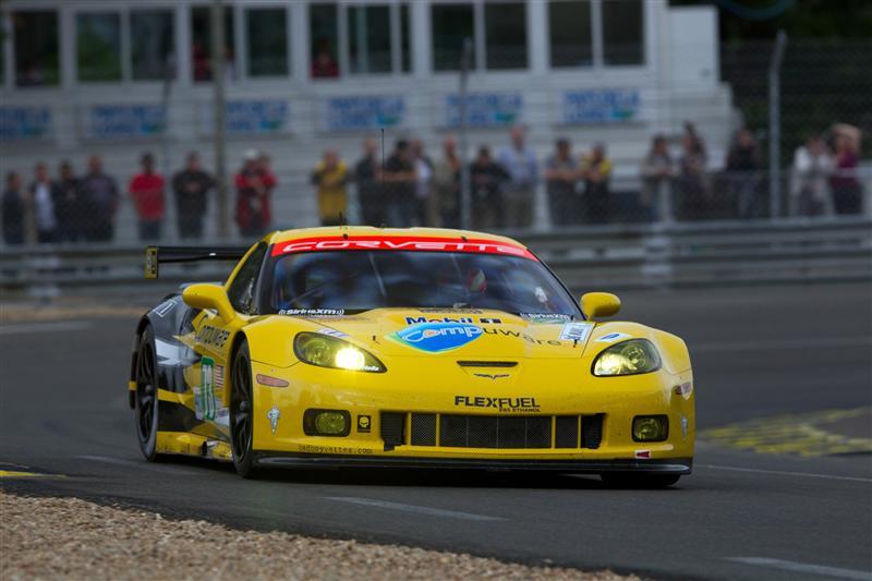 2011 Chevrolet Corvette C6.R GT2