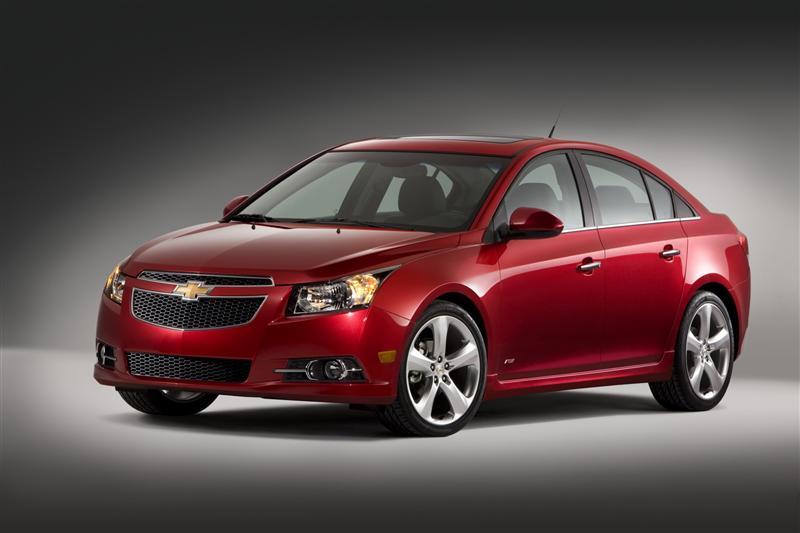 2011 Chevrolet Cruze News and Information | conceptcarz com