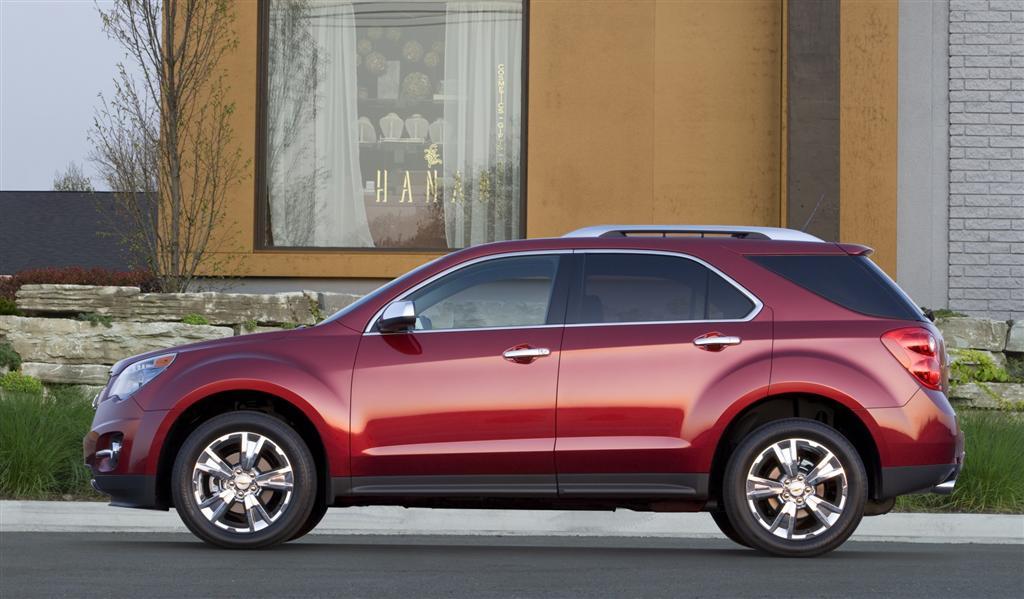 2011 Chevrolet Equinox News And Information Conceptcarz Com