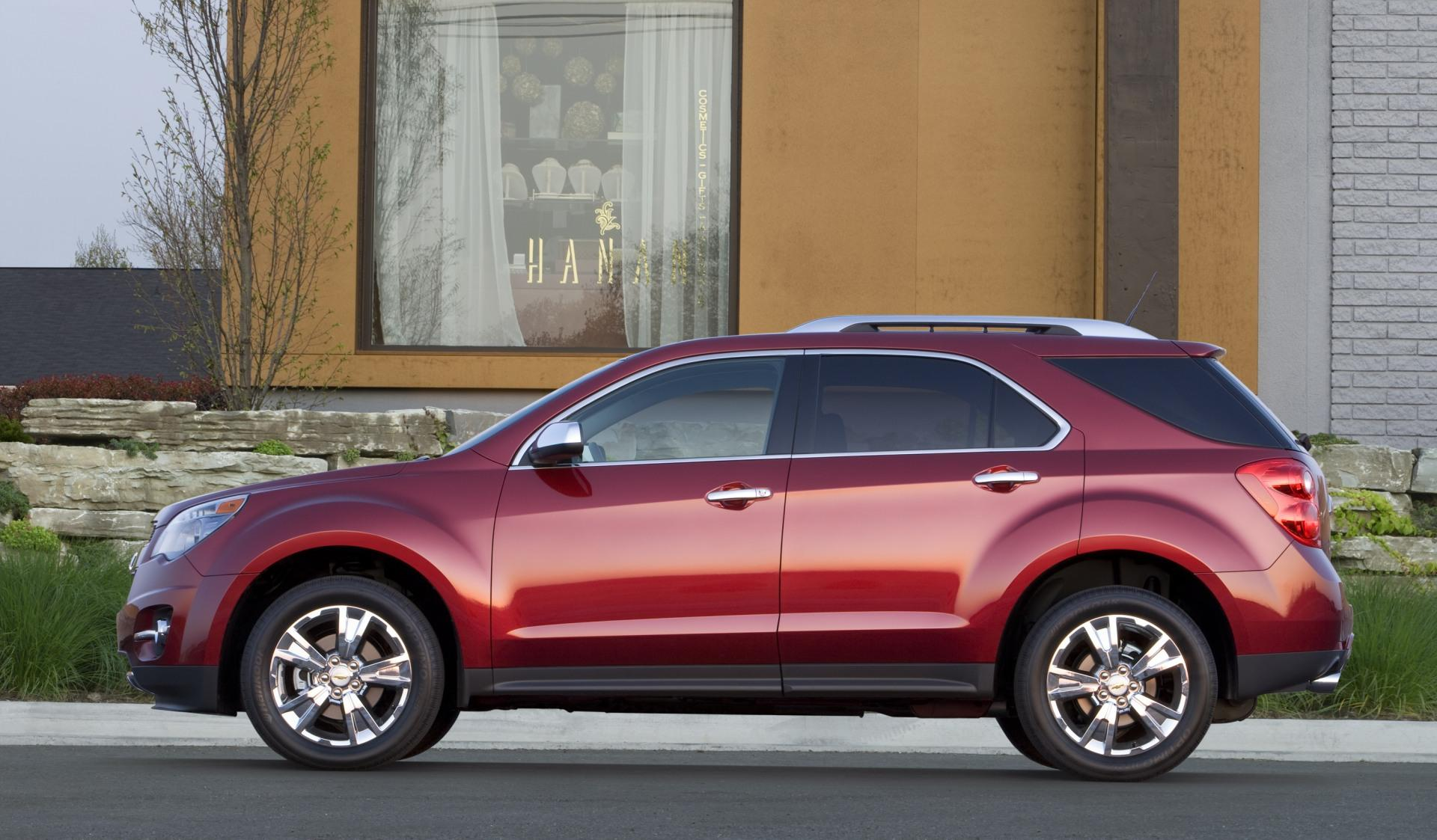 2011 Chevrolet Equinox News and Information