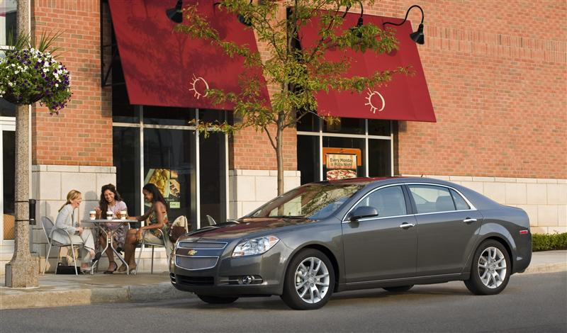 2011 Chevrolet Malibu News and Information | conceptcarz com
