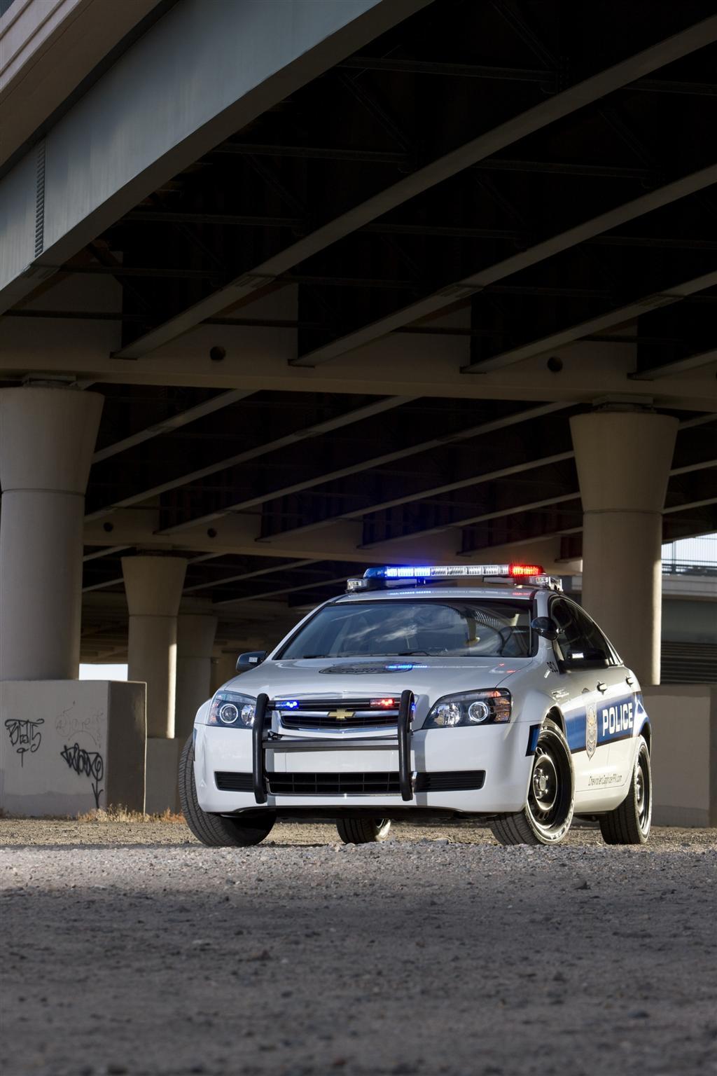 2011 Chevrolet Caprice Police Car Image. Photo 18 of 27
