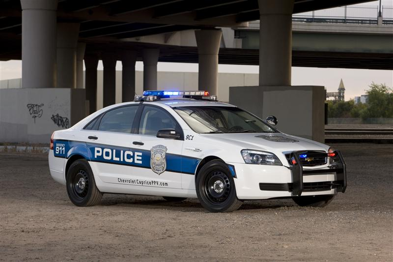 2011 Chevrolet Caprice Police Car News and Information
