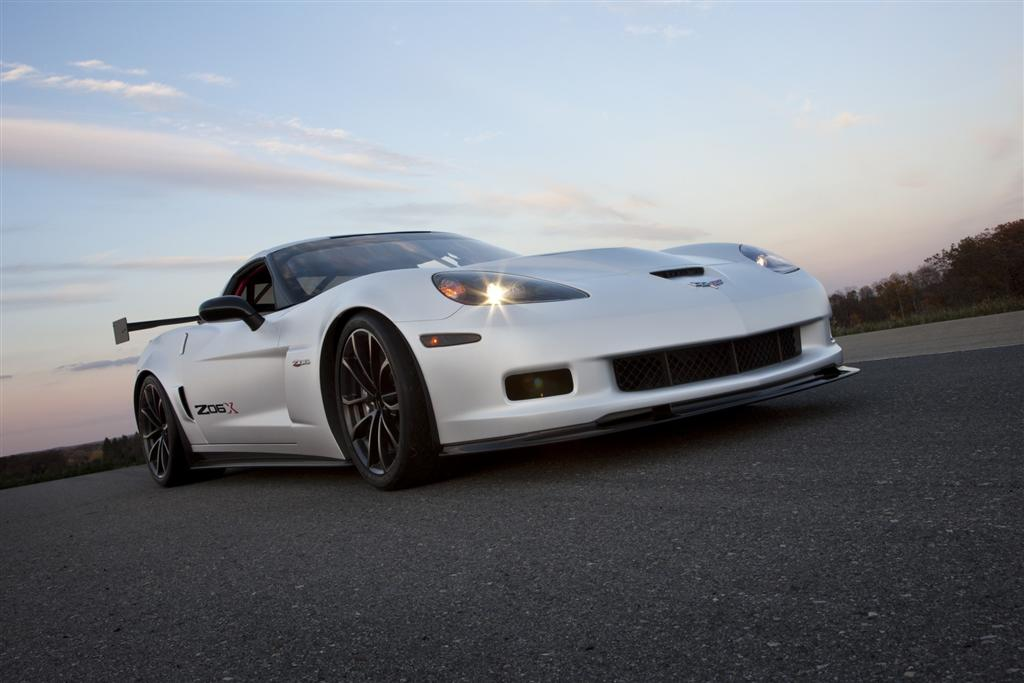 Auction Results and Sales Data for 2011 Chevrolet Corvette Z06X ...