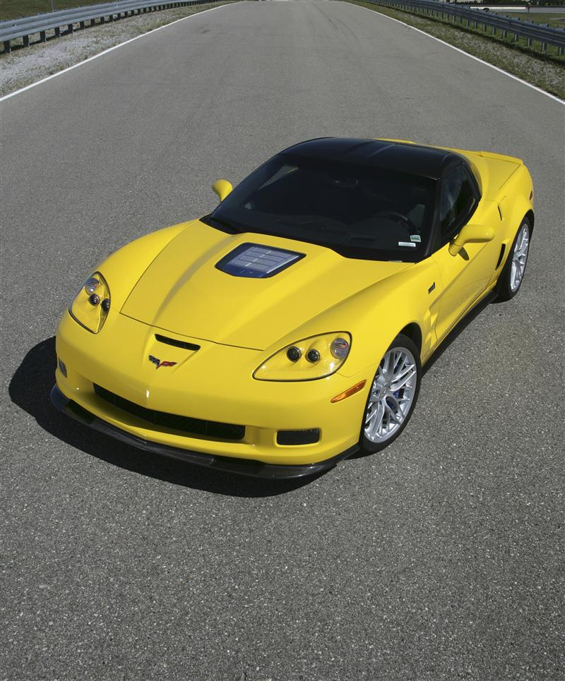 2011 Chevrolet Corvette ZR1 News and Information