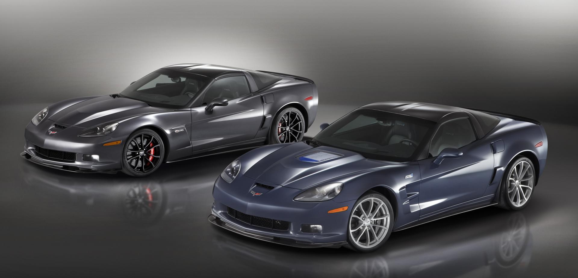 2012 Chevrolet Corvette ZR1 News and Information