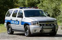 2012 Chevrolet Tahoe Police Vehicle image.