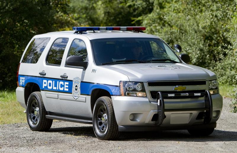 2012 Chevrolet Tahoe Police Vehicle News And Information