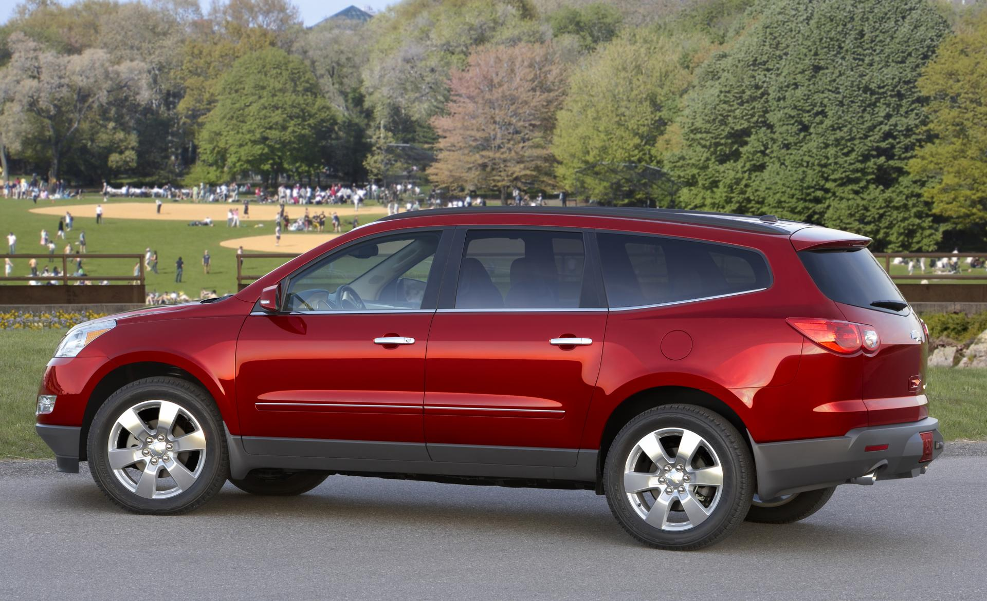 2012 chevrolet traverse news and information publicscrutiny Gallery